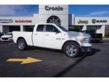 2014 Bright White Ram 1500 Big Horn Quad Cab #101586452
