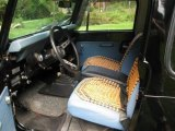 Jeep CJ7 Interiors
