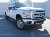 2015 Oxford White Ford F250 Super Duty XLT Crew Cab 4x4 #101607604