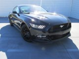 2015 Black Ford Mustang GT Premium Coupe #101607602