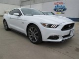 2015 Oxford White Ford Mustang GT Premium Coupe #101607462