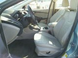 2012 Ford Focus Electric Front Seat