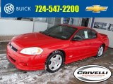2006 Victory Red Chevrolet Monte Carlo SS #101607693