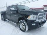 2015 Ram 3500 Laramie Longhorn Mega Cab 4x4 Dual Rear Wheel Data, Info and Specs