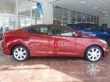 2013 Red Hyundai Elantra Limited #101639504