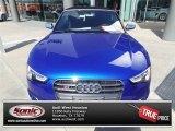 2015 Audi S5 3.0T Prestige quattro Cabriolet