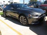 2015 Magnetic Metallic Ford Mustang GT Premium Coupe #101666369
