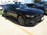 2015 Black Ford Mustang GT Premium Coupe #101666368