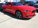 2015 Race Red Ford Mustang V6 Coupe #101666367
