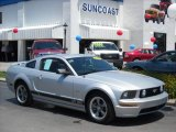 2006 Satin Silver Metallic Ford Mustang GT Premium Coupe #10152274