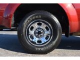 Nissan Frontier 2014 Wheels and Tires