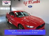2015 Race Red Ford Mustang GT Premium Coupe #101666349