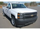 2015 Summit White Chevrolet Silverado 1500 WT Regular Cab #101666570