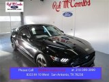 2015 Black Ford Mustang V6 Coupe #101666346