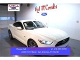 2015 50th Anniversary Wimbledon White Ford Mustang 50th Anniversary GT Coupe #101666344