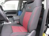 2015 Toyota Tundra TRD Pro CrewMax 4x4 Front Seat