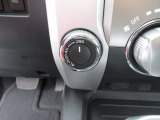 2015 Toyota Tundra TRD Pro CrewMax 4x4 Controls