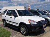 2006 Taffeta White Honda CR-V LX 4WD #10145760