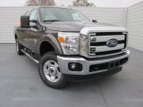 2015 Magnetic Ford F250 Super Duty XLT Crew Cab 4x4 #101666449