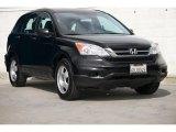 2011 Crystal Black Pearl Honda CR-V LX 4WD #101697093