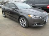 2015 Magnetic Metallic Ford Fusion SE #101721999