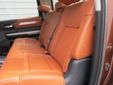 2015 Toyota Tundra 1794 Edition CrewMax 4x4 Rear Seat