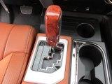 2015 Toyota Tundra 1794 Edition CrewMax 4x4 6 Speed Automatic Transmission