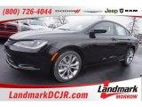 2015 Black Chrysler 200 S #101726235