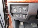 2015 Toyota Tundra 1794 Edition CrewMax 4x4 Controls