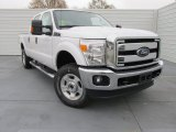 2015 Oxford White Ford F250 Super Duty XLT Crew Cab 4x4 #101726302