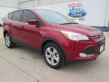 2015 Ruby Red Metallic Ford Escape SE #101726148