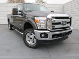 2015 Magnetic Ford F250 Super Duty XLT Crew Cab 4x4 #101726301