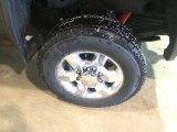 GMC Sierra 2500HD 2015 Wheels and Tires