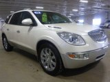 2012 Buick Enclave White Opal