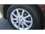 Mercedes-Benz R 2006 Wheels and Tires