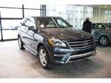 2015 Mercedes-Benz ML 400 4Matic
