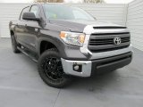 2015 Magnetic Gray Metallic Toyota Tundra SR5 CrewMax 4x4 #101726311