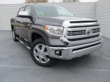 2015 Magnetic Gray Metallic Toyota Tundra 1794 Edition CrewMax 4x4 #101726310