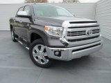 2015 Toyota Tundra 1794 Edition CrewMax 4x4 Front 3/4 View