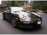 2011 Porsche 911 Macadamia Metallic