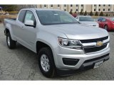 2015 Chevrolet Colorado WT Extended Cab Data, Info and Specs