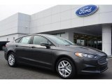 2015 Magnetic Metallic Ford Fusion SE #101764715