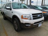 2015 White Platinum Metallic Tri-Coat Ford Expedition King Ranch #101764612
