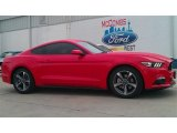 2015 Race Red Ford Mustang V6 Coupe #101764604