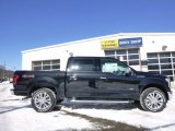 2015 Tuxedo Black Metallic Ford F150 Lariat SuperCrew 4x4 #101764697