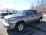2010 Mineral Gray Metallic Dodge Dakota Big Horn Crew Cab 4x4 #101764773