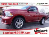 2015 Deep Cherry Red Crystal Pearl Ram 1500 Express Regular Cab #101800343