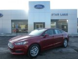 2013 Ruby Red Metallic Ford Fusion SE #101800541