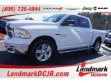 2015 Bright White Ram 1500 Lone Star Crew Cab #101800350