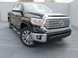 2015 Attitude Black Metallic Toyota Tundra Limited CrewMax #101800421
